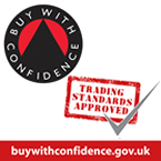 Buy With Confidence - Trading Standards Services Approved