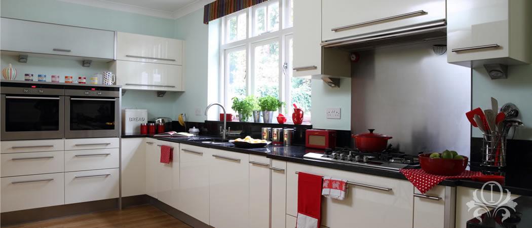 Kitchen Interior Design By Outstanding Interiors Of Weybridge Surrey