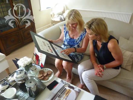 Plan your perfect home space with our experts in a relaxed, friendly environment at Weybridge Surrey Interior Design Workshop