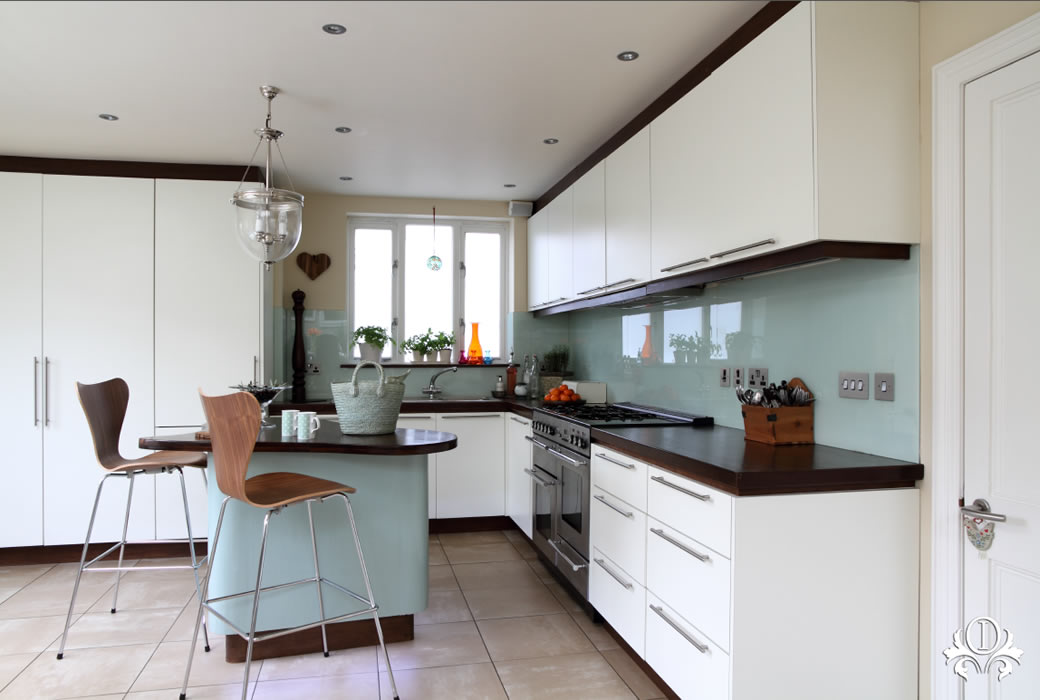 Contemporary Kitchen Design Outstanding Interiors Interior Design For Surrey Berkshire