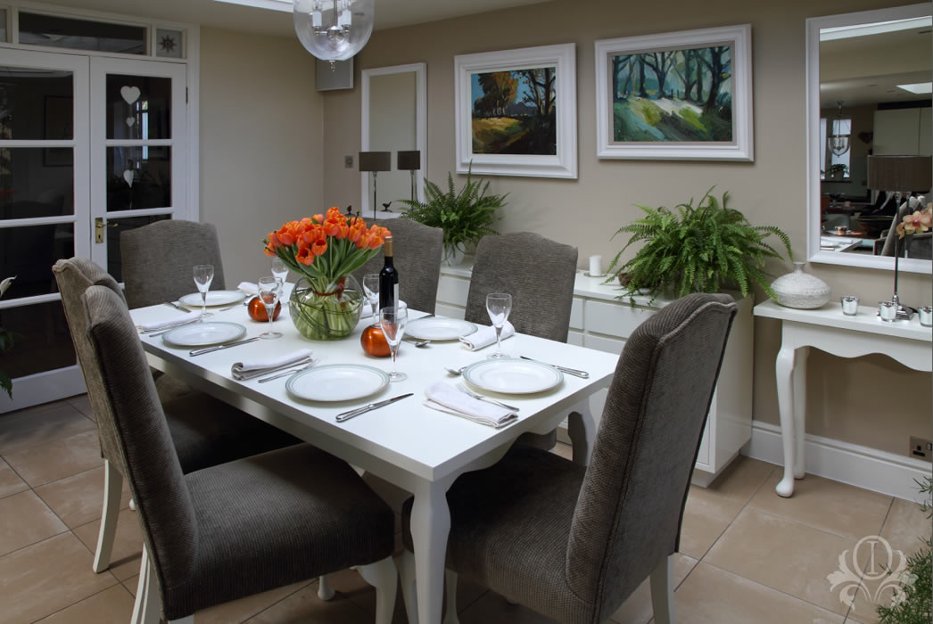 Hounslow middlesex interior designer interior design for for Dining room interior design ideas uk