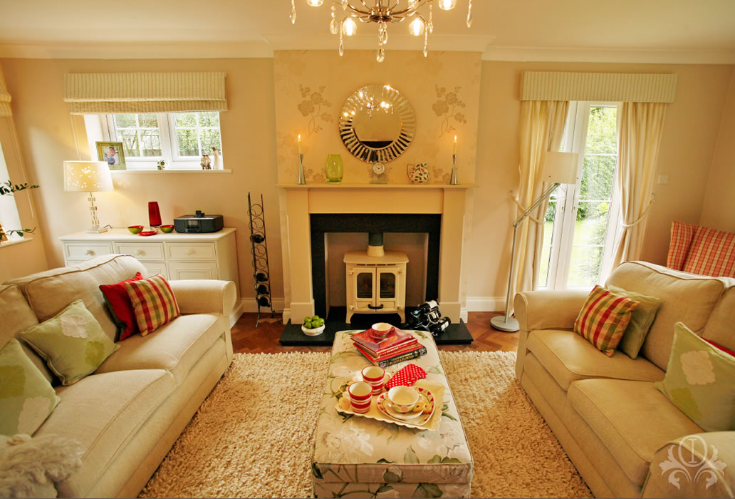 Outstanding interiors interior design for surrey for Interior designs for houses
