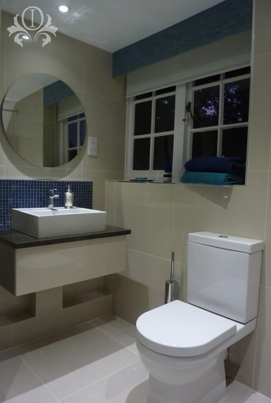 Mosaic Bathroom Interior Design Cobham Surrey