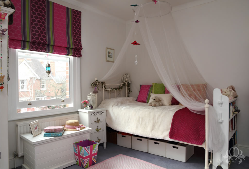 Outstanding interiors interior design for surrey for Victorian house bedroom ideas