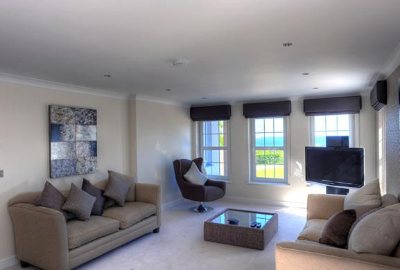 Lounge interior design cobham surrey for Interior design surrey